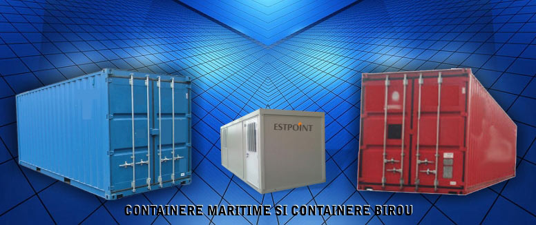 Containere second hand