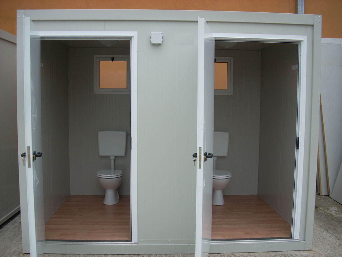 Container grup sanitar