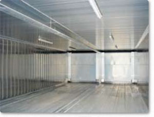 Spatii frigorifice pentru depozitare