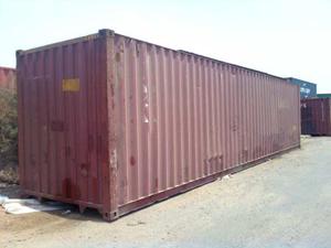 Containere maritime depozitare