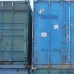 Containere second de vanzare