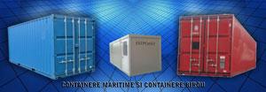 Inchiriere containere depozitare santier