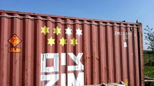 Containere depozitare Brasov