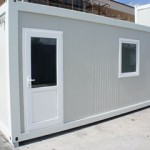 Containere birou modulare