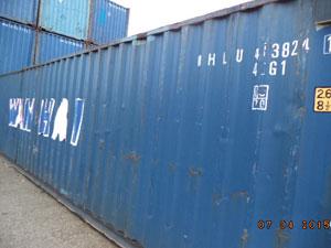 Containere depozitare Estpoint