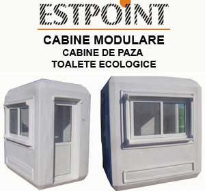 Cabine paza Estpoint